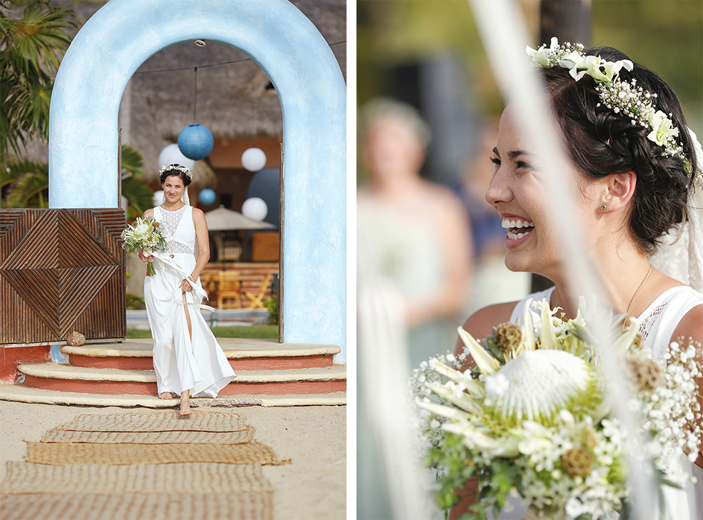 Wedding in San Pancho by Photographer Evgenia Kostiaeva