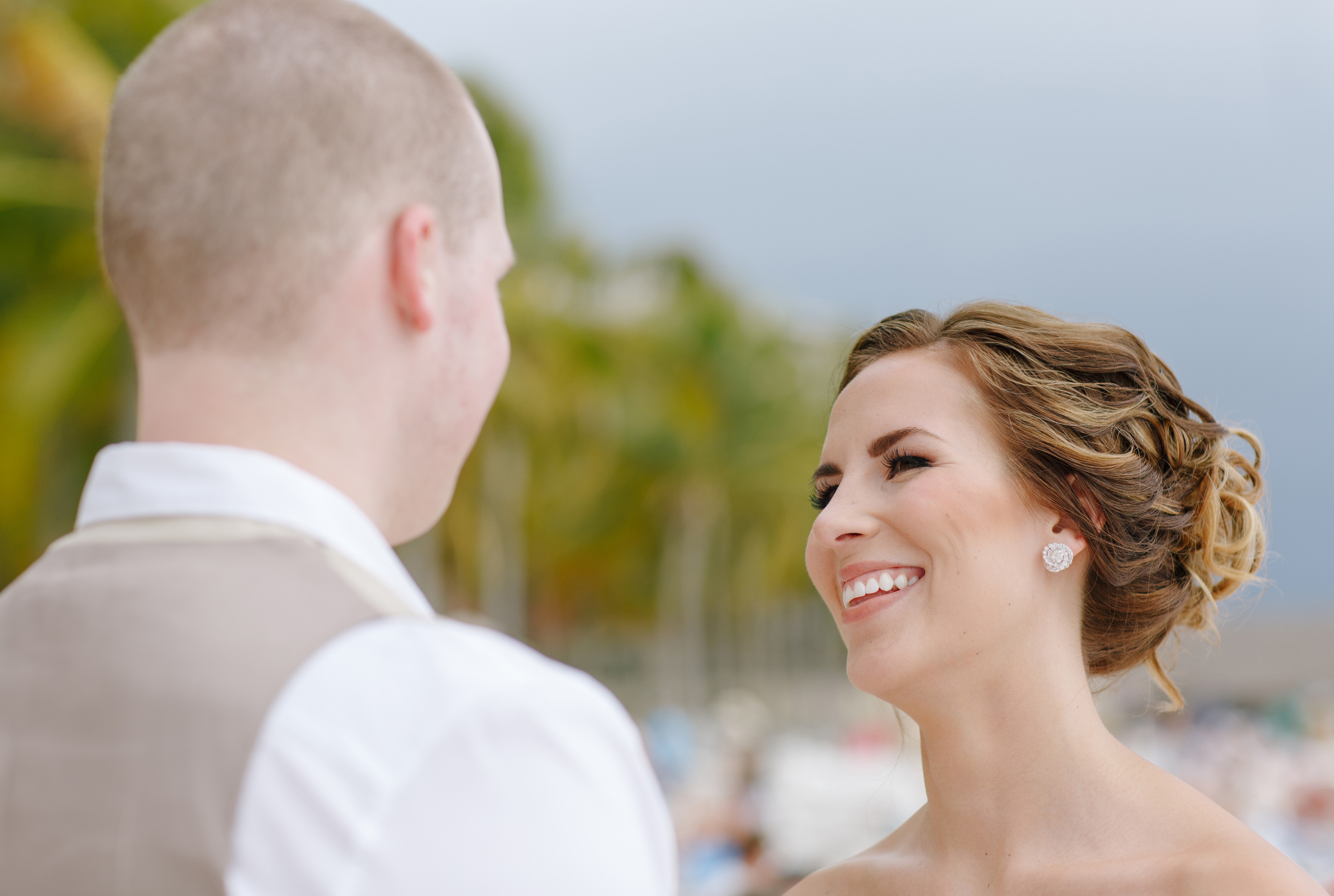 Wedding at Hotel RIU Nuevo Vallarta by Photographer Evgenia Kostiaeva