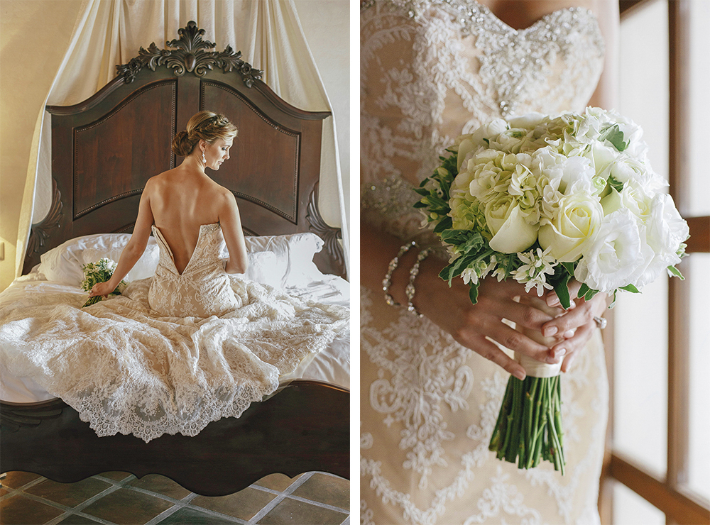 Wedding at Hacienda San Angel, Puerto Vallarta by Photographer Evgenia Kostiaeva